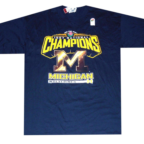 Vintage Michigan Wolverines T-Shirt