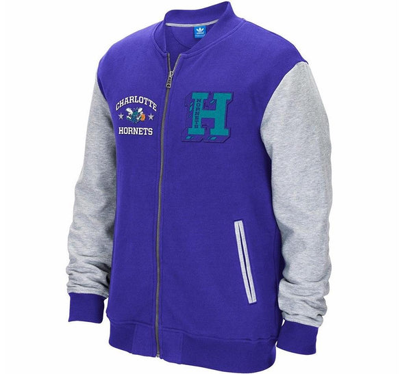 Hornets Retro Fleece Zip Up