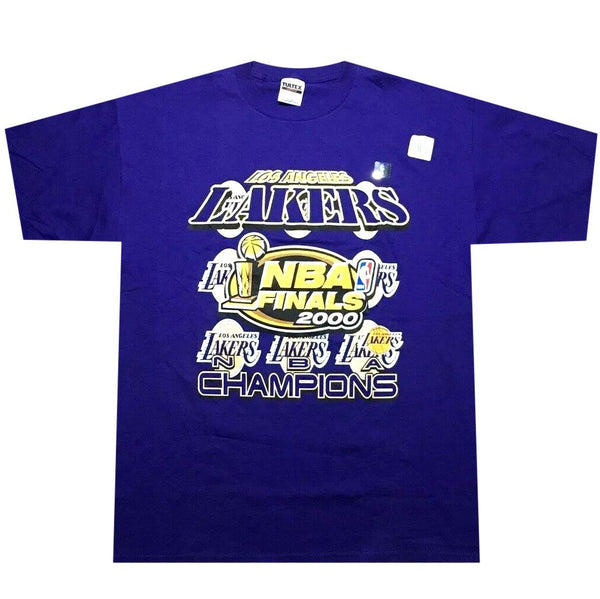 Vintage Lakers 2000 Champs Shirt