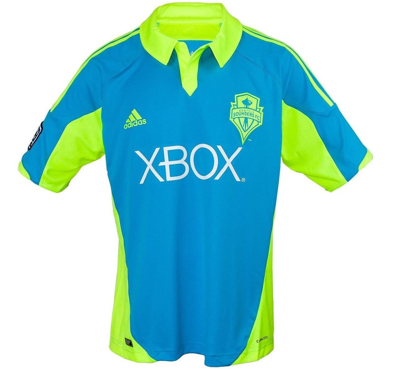 more photos 501b9 762b5 Seattle Sounders MLS Jersey