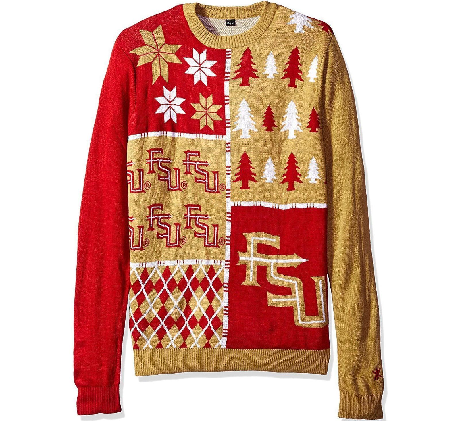 Seminoles Retro College Sweater