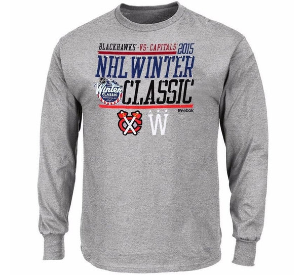 Winter Classic Retro Long Sleeve