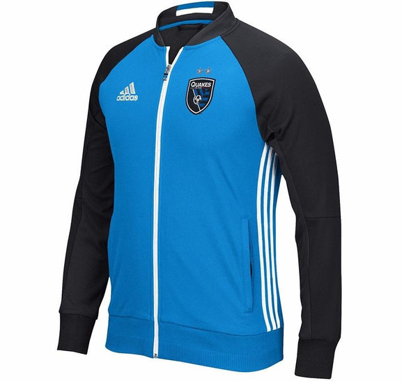Quakes Retro MLS Track Jacket