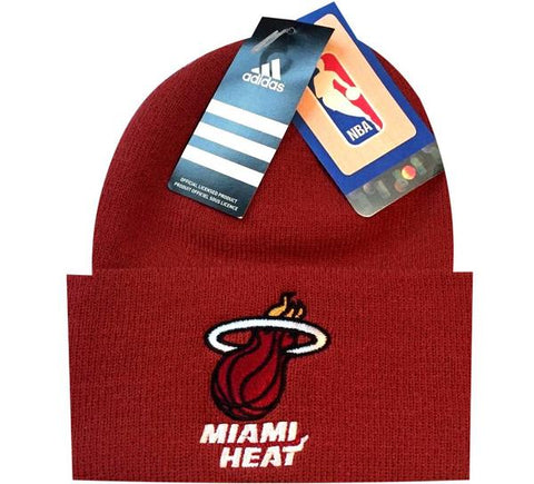 Heat Retro NBA Acrylic Beanie