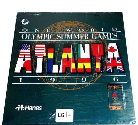 1996 Olympic Shirt/Hat/Pin Set