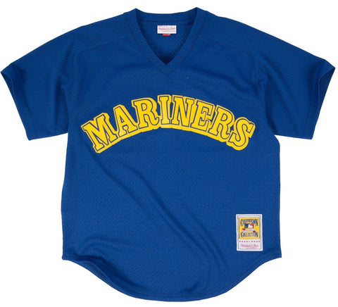 Ken Griffey Mariners BP Jersey - And Still