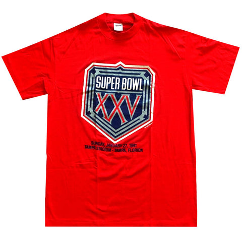 1991 Superbowl Vintage Shirt