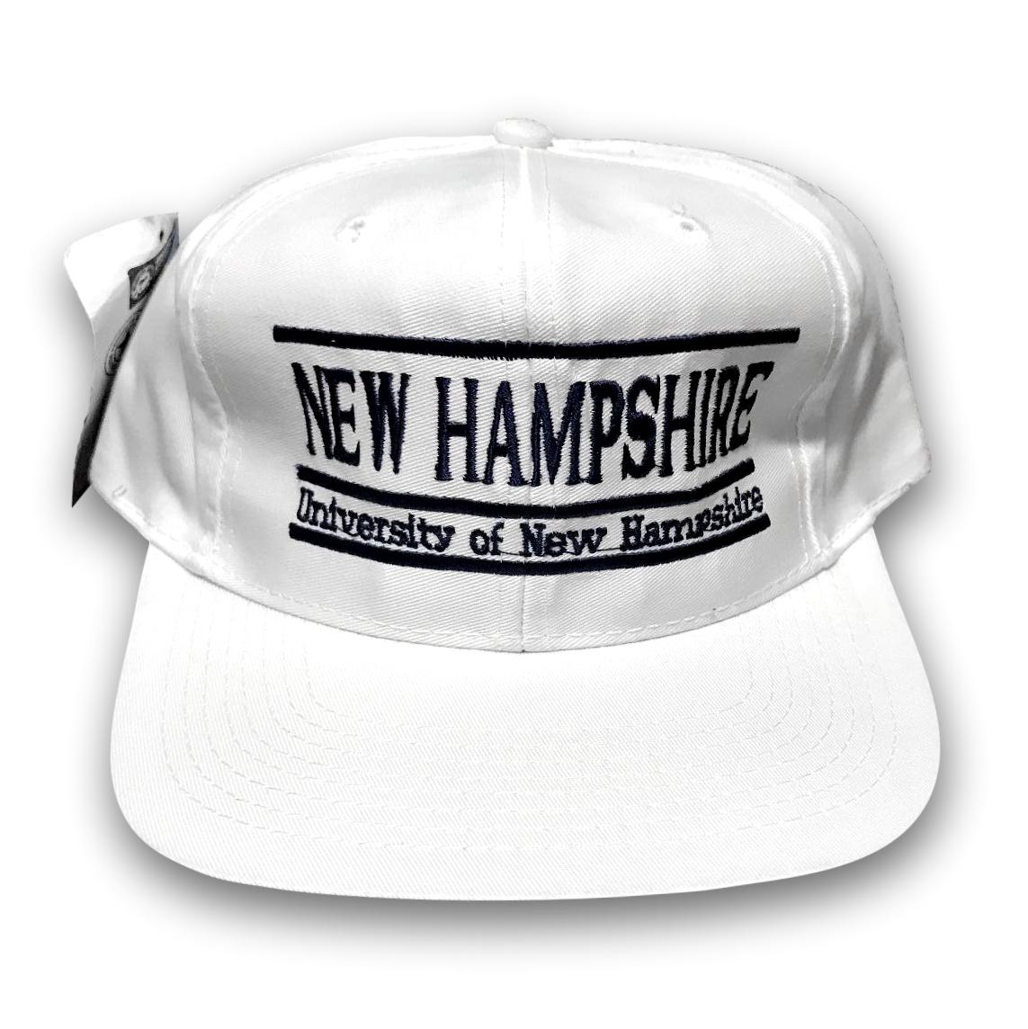 University New Hampshire Vintage Snapback
