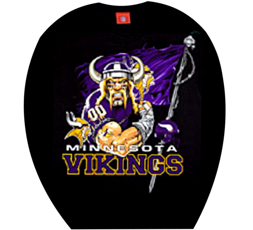 Vikings Retro NFL Sweatshirt