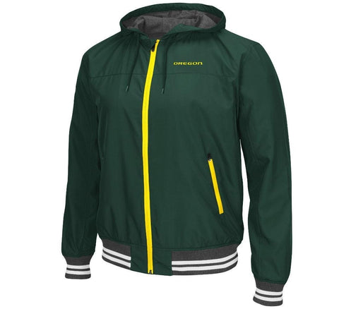 Ducks Retro Hooded Jacket