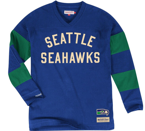 Seahawks Retro Long Sleeve