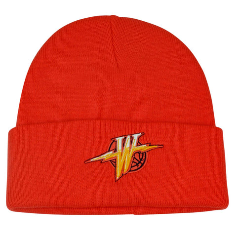 Warriors Retro Beanie