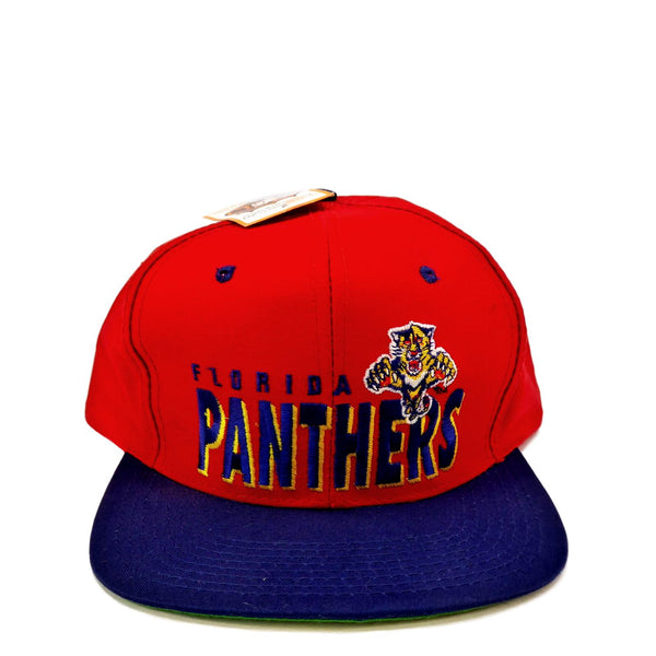 Panthers Vintage Snapback Hat