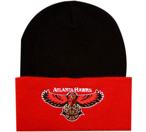 Hawks Retro NBA Knit Beanie