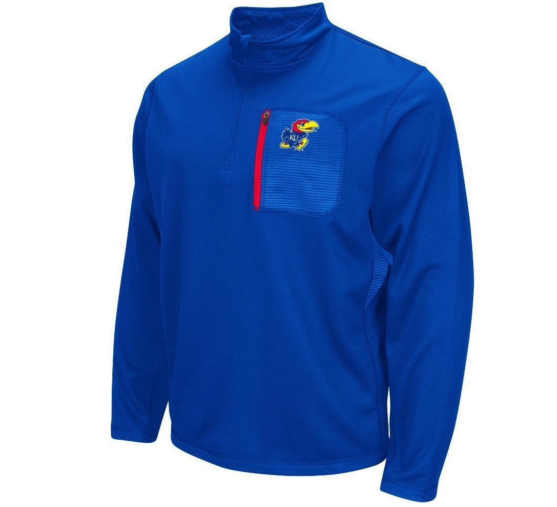 Jayhawks Poly Fleece Sweatshirt - And Still