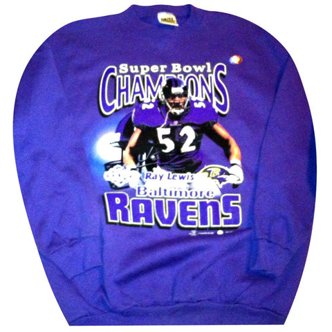 2001 Ray Lewis Sweatshirt