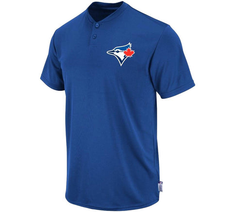 Blue Jays Retro Henley Jersey