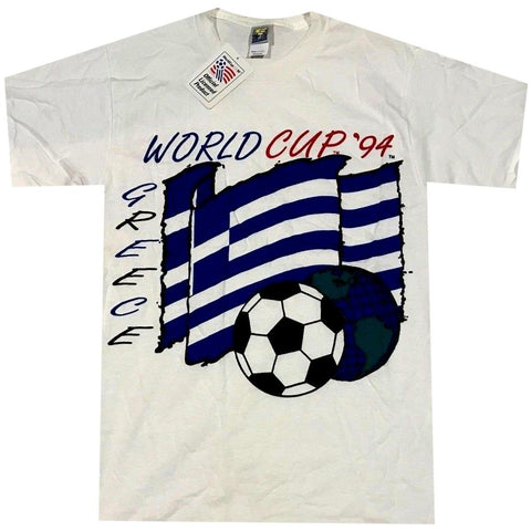 Greece 1994 World Cup Shirt