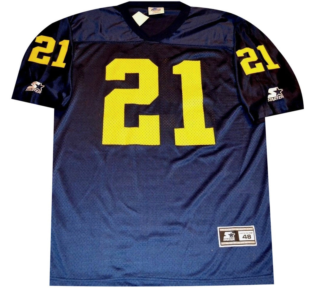 Desmond Howard U of M Jersey - And Still