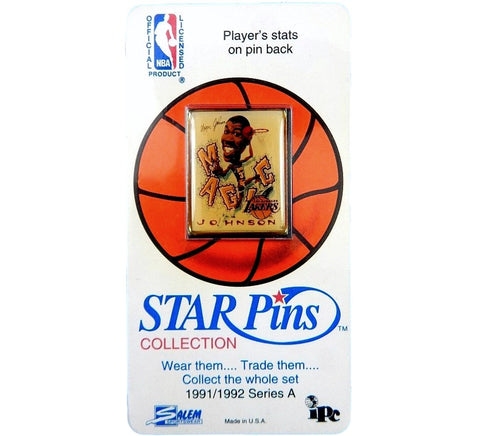 Magic Johnson Vintage Pin