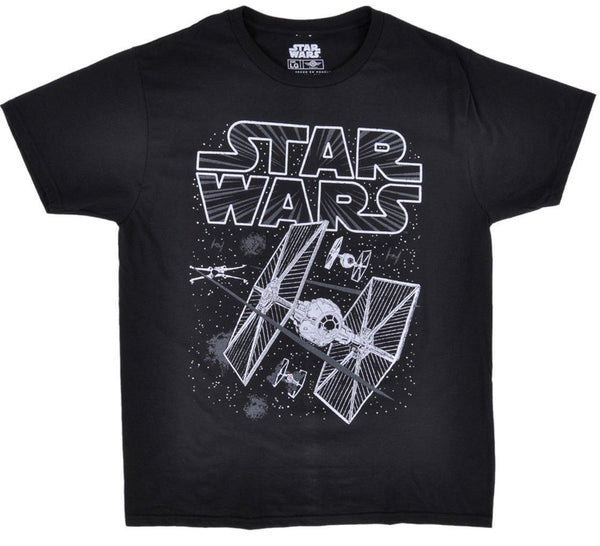 Stars Wars Retro Movie Shirt