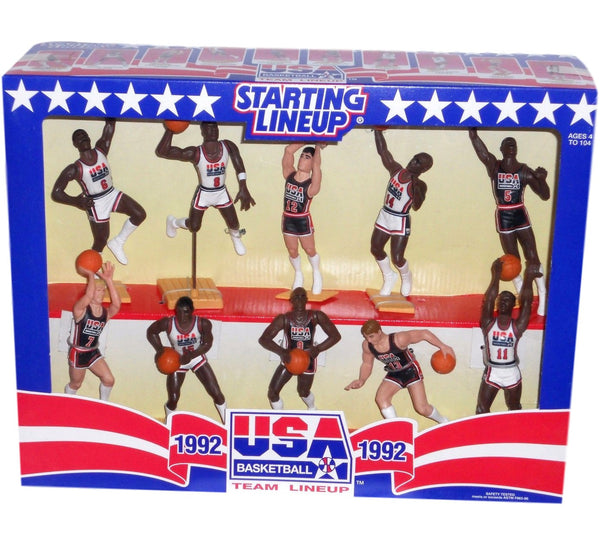 1992 Dream Team Vintage Set - And Still