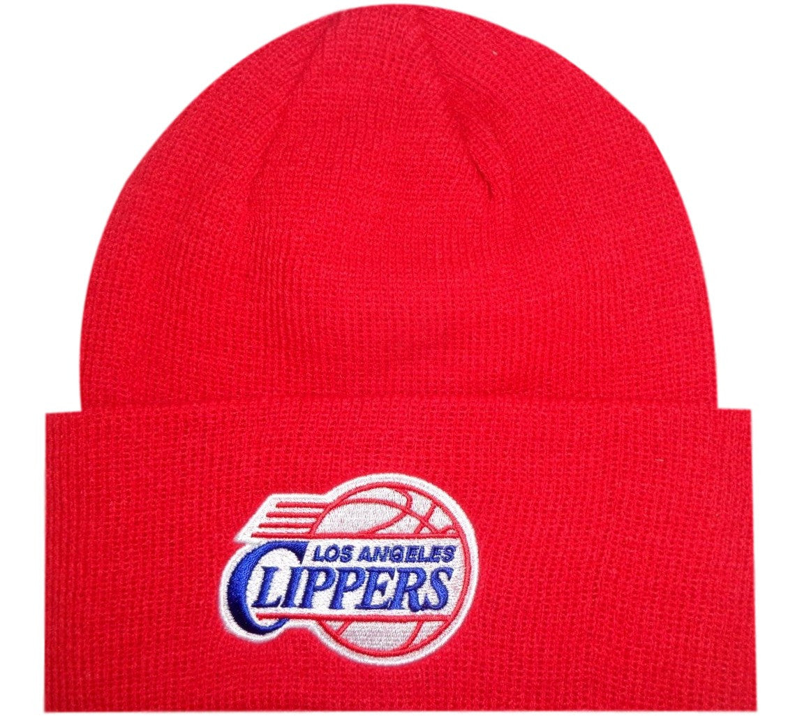 Clippers Retro NBA Beanie - And Still