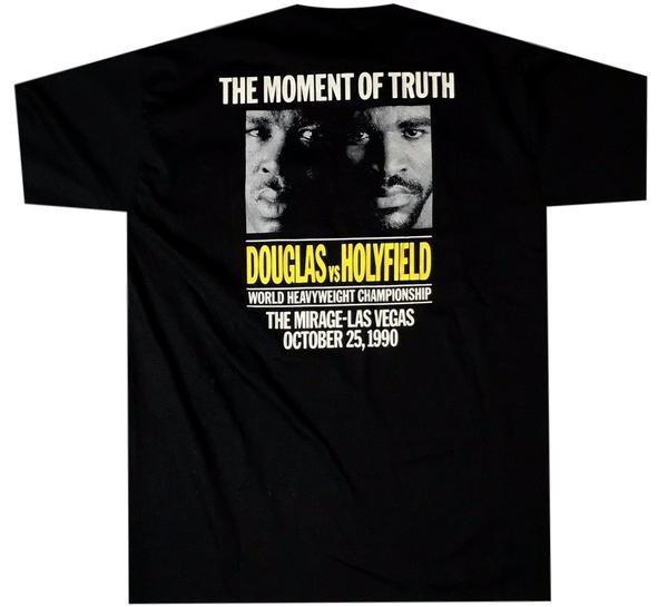 Douglas VS Holyfield Fight Shirt