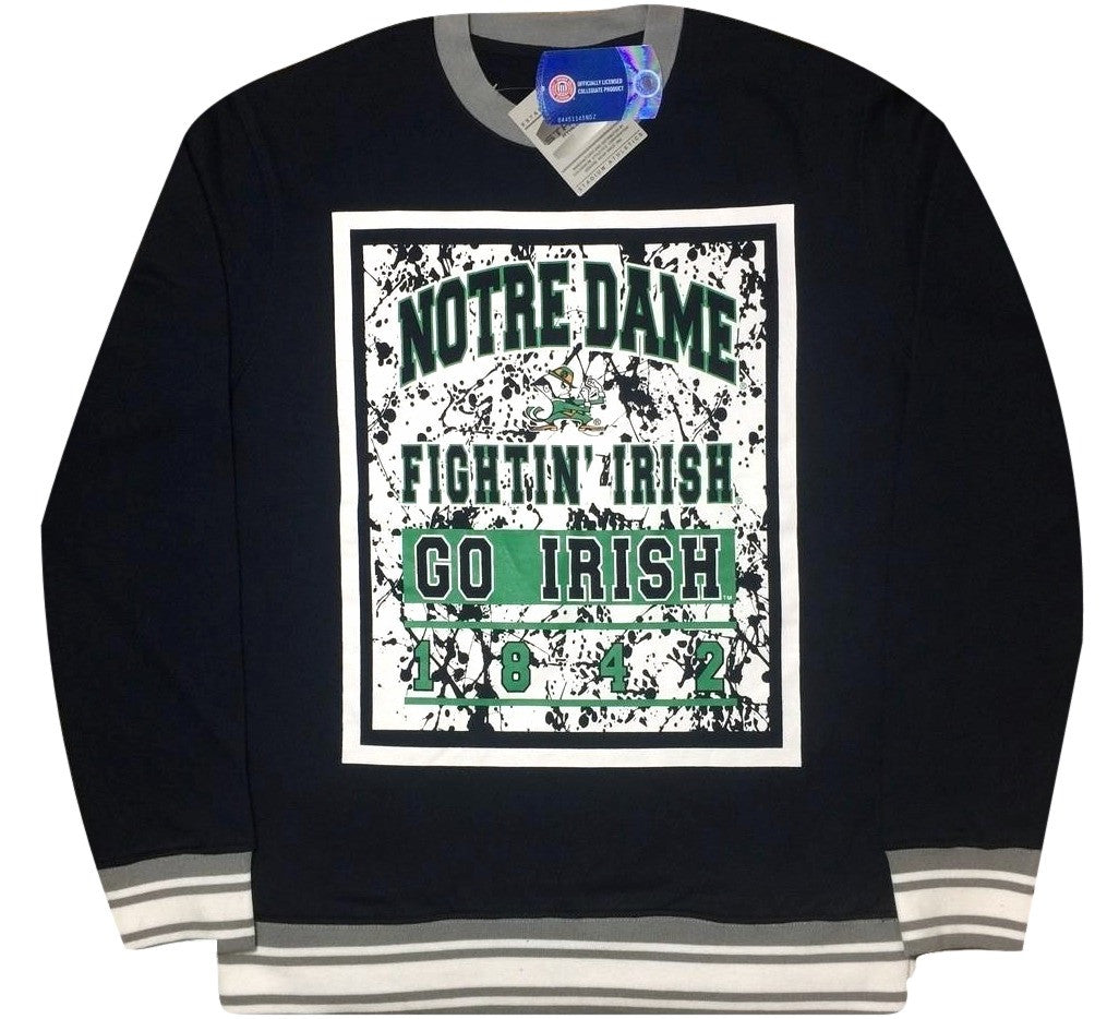 Fighting Irish Retro Sweatshirt - And Still