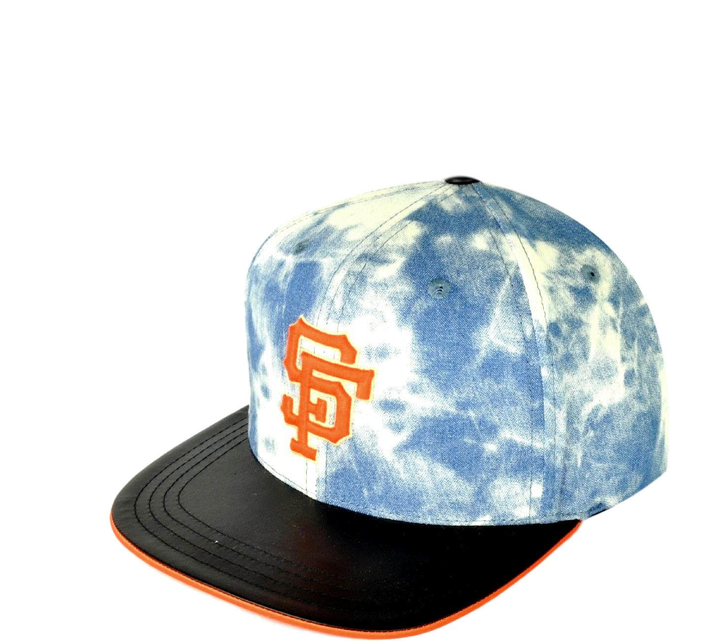 Giants Retro Strapback Hat