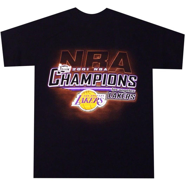 2001 Lakers Champ Shirt