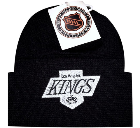 Kings Vintage 90's NHL Beanie
