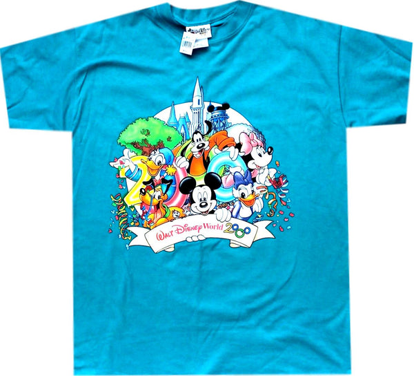 Disney World Vintage Shirt