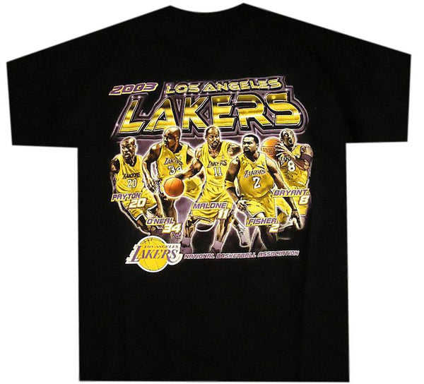 Lakers Vintage 2003 NBA Shirt