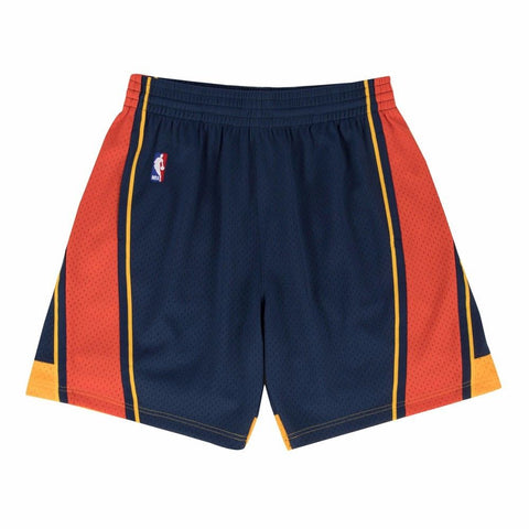 Warriors Retro M&N Shorts