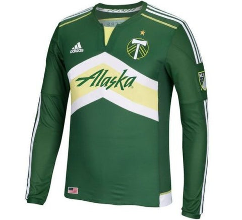 Timbers Authentic Field Jersey