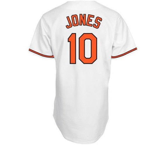 Adam Jones Orioles Jersey - And Still