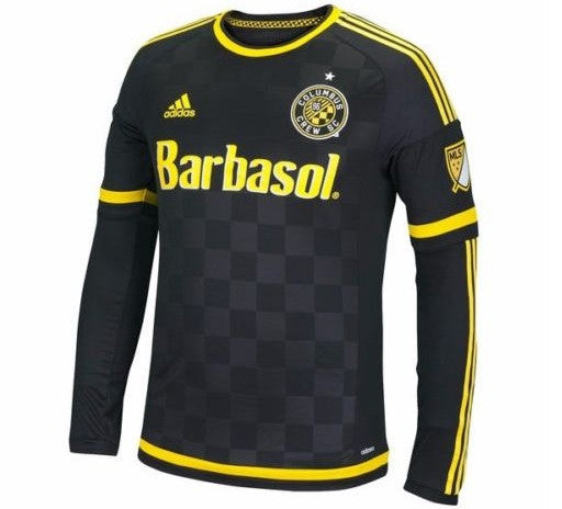 Columbus Crew Authentic Jersey
