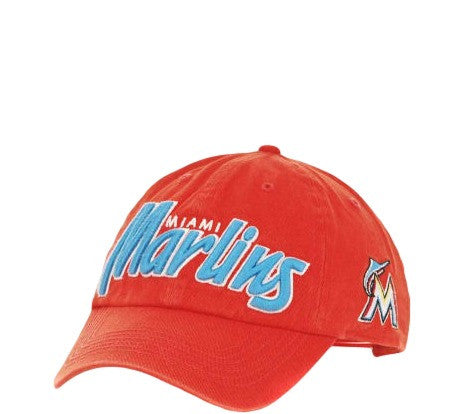 Marlins Retro Snapback Hat