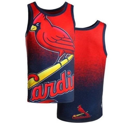 Cardinals Retro Tank Top Shirt