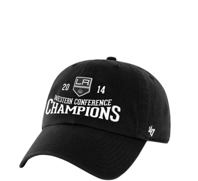 Kings Retro Strapback NHL Hat