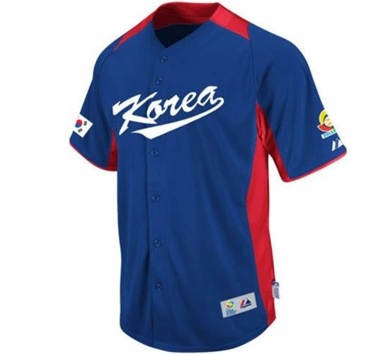 Korea 2013 Baseball Jersey - And Still
