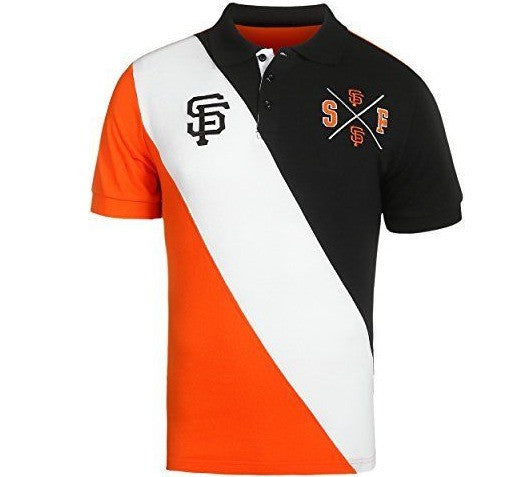 Giants Retro MLB Polo Shirt - And Still