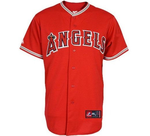 Angels Retro Majestic Jersey - And Still