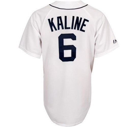 Al Kaline Tigers Retro Jersey - And Still