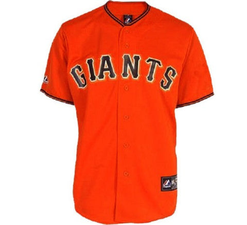 Giants Retro Majestic Jersey - And Still