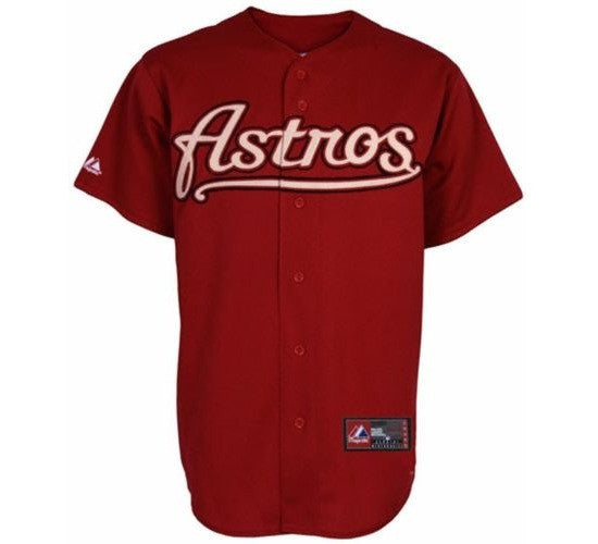 Astros Retro Majestic Jersey - And Still