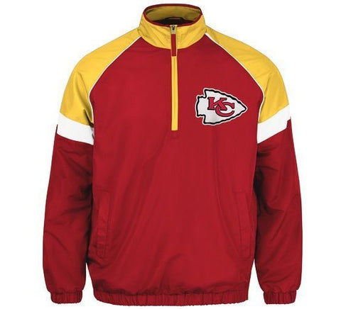 Chiefs Pullover Track Jacket - And Still