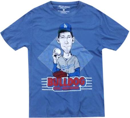Orel Hershisher Dodgers Shirt