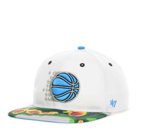 Magic Retro Snapback Hat